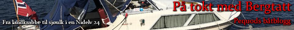 På tokt med Bergtatt – – Pequods båtblogg